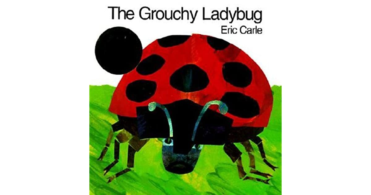 Eric Carle Coloring Pages Grouchy