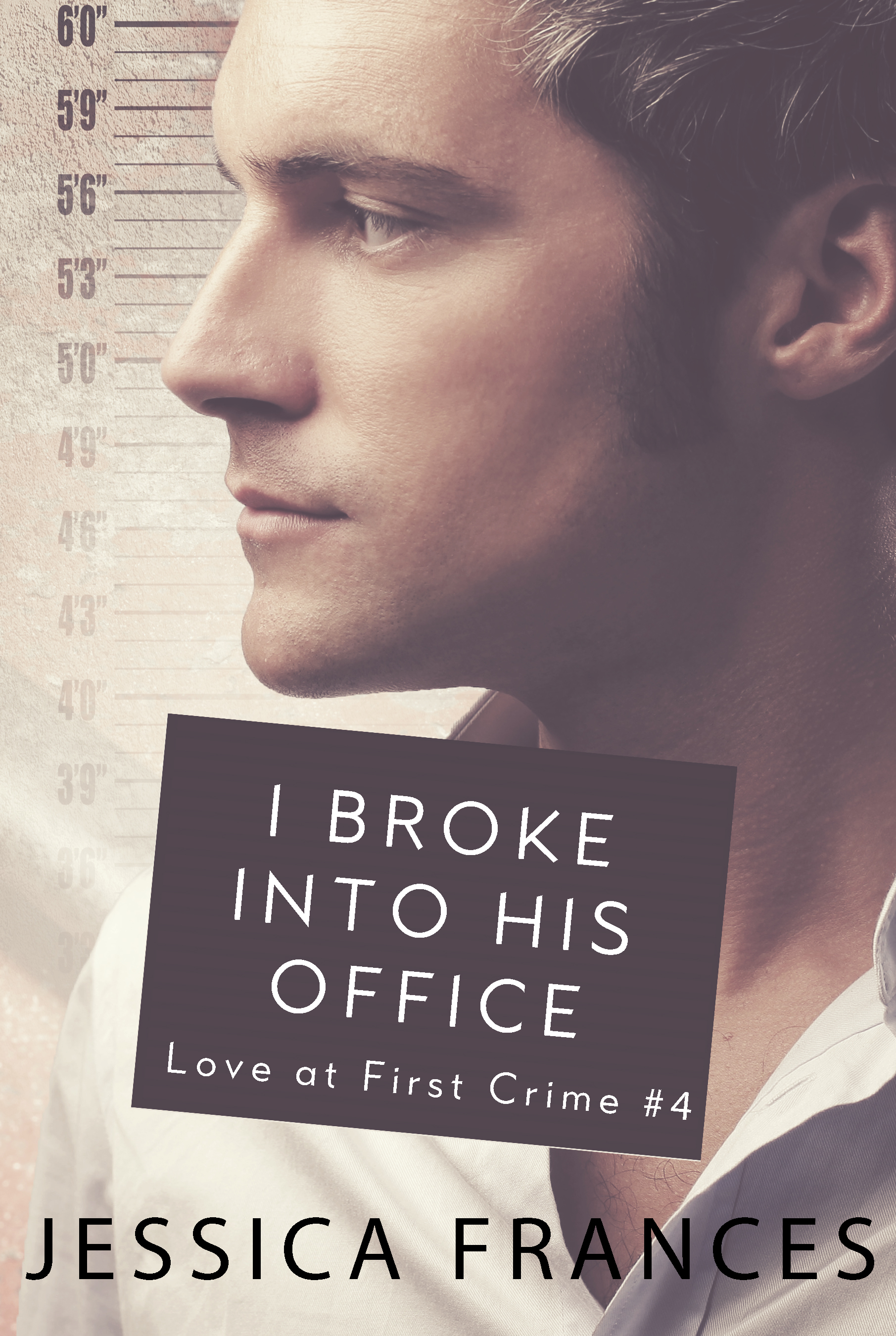 I Broke Into His Office