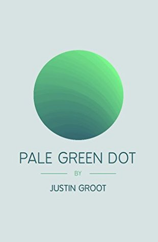 Pale Green Dot by Justin Groot