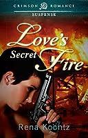 Love's Secret Fire (Crimson Romance)