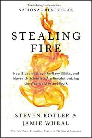 Stealing Fire: How Silicon Valley, the Navy SEALs, and