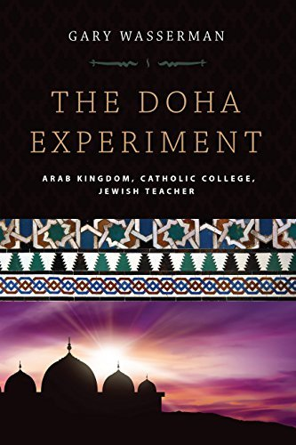 The Doha Experiment Arab Kingdom, Catholic College, Jewish Teacher