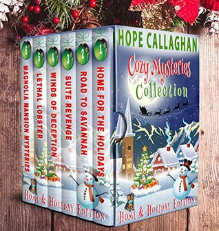 Cozy Mysteries Collection: Home & Holiday Edition