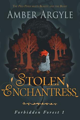 Stolen Enchantress (Forbidden Forest, #1)