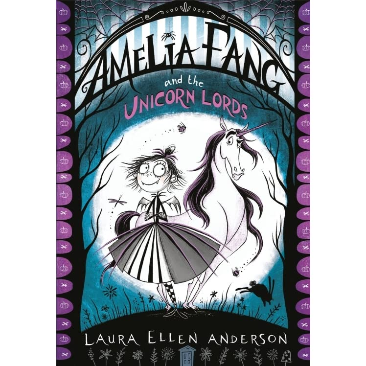 Image result for amelia fang and the unicorn lords