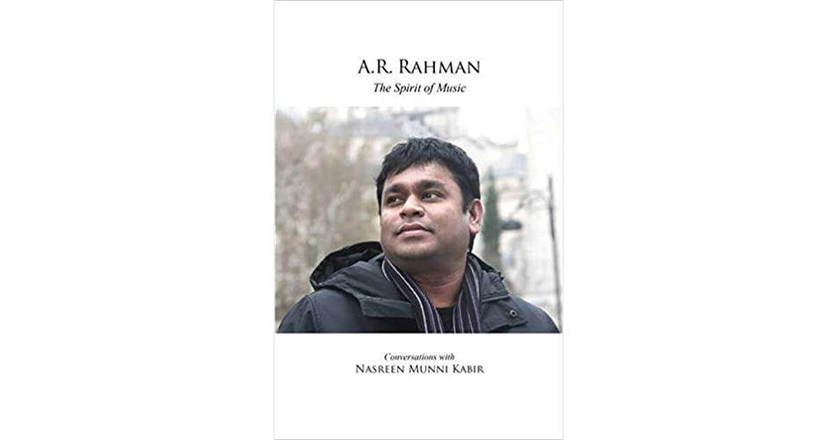 Of the music ar rahman book spirit
