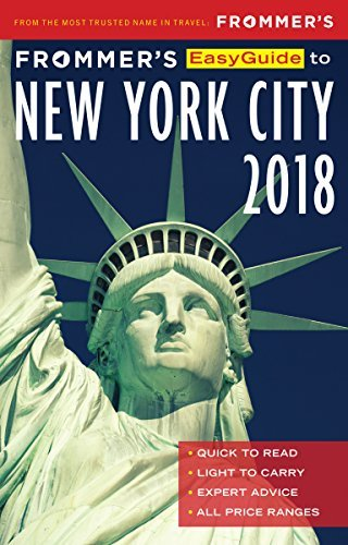 Frommer's EasyGuide to New York City 2018, 5th Edition