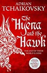 Book cover for The Hyena and the Hawk (Echoes of the Fall, #3)