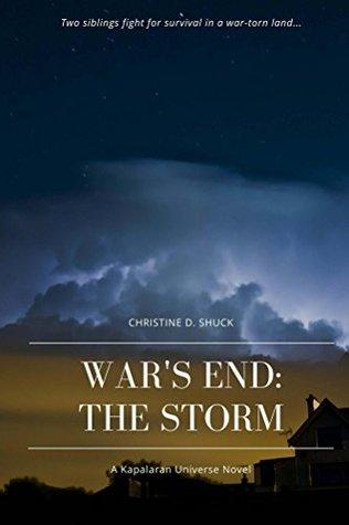 War's End by Christine D. Shuck