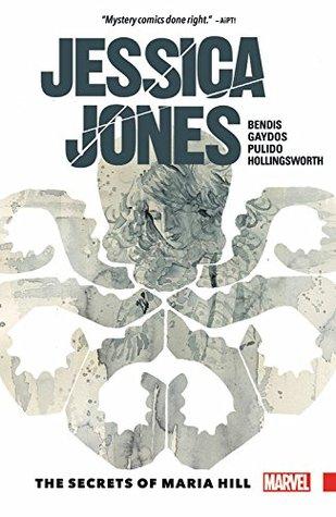 Jessica Jones, Vol. 2: The Secrets of Maria Hill