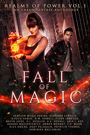 Fall of Magic (Realm of Powers, #1)