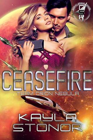 Ceasefire: Team Orion Nebula (The Great Space Race, #4; Qui Treaty Collection, #7)
