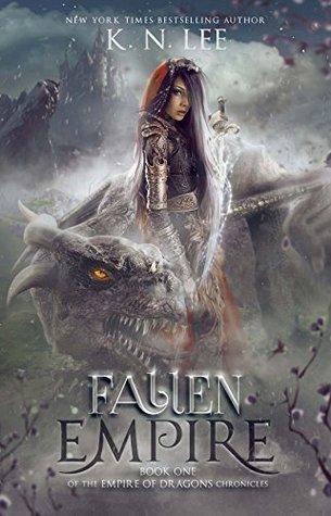 Fallen Empire (Empire of Dragons Chronicles #1)