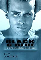 Black & Blue: A M/M Standalone Romance