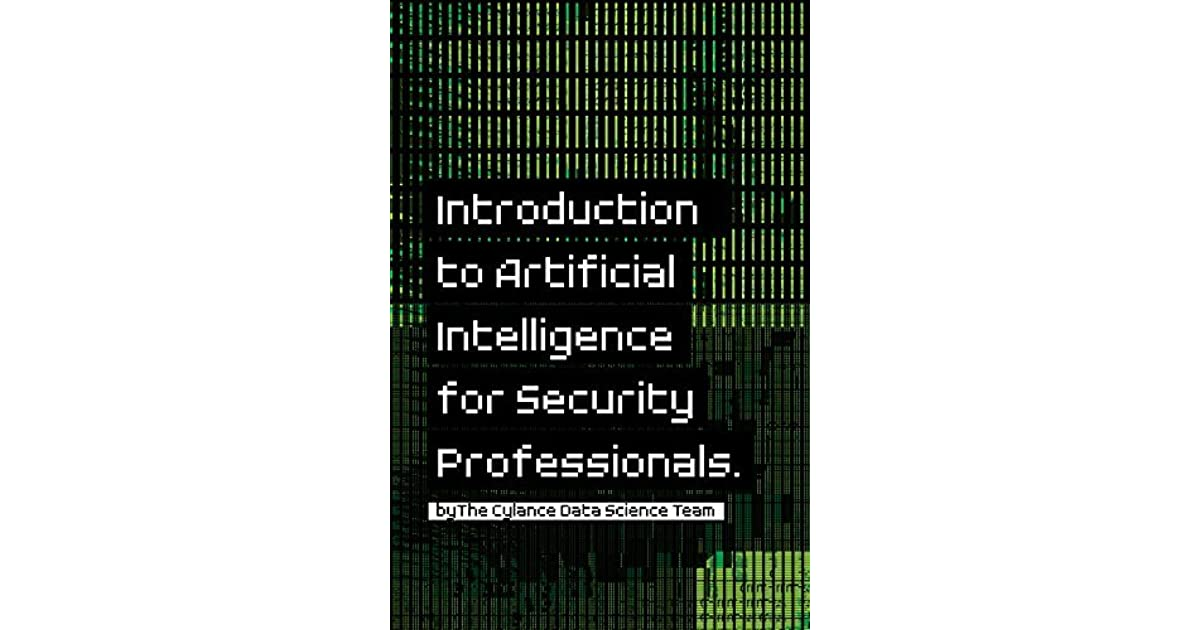 Introduction to Artificial Intelligence for Security
