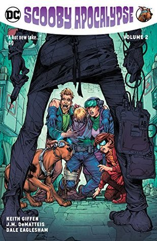 Scooby Apocalypse, Vol. 2