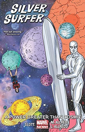 Silver Surfer, Vol. 5: A Power Greater Than Cosmic