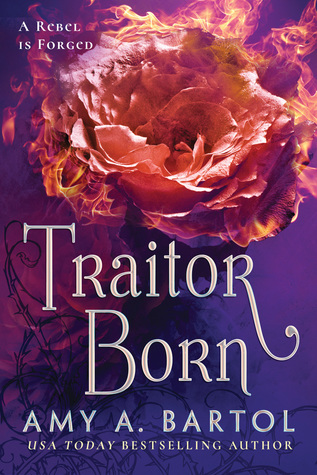 Traitor Born (Secondborn, #2)
