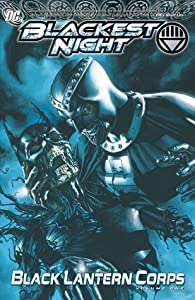 Blackest Night: Black Lantern Corps, Vol. 1