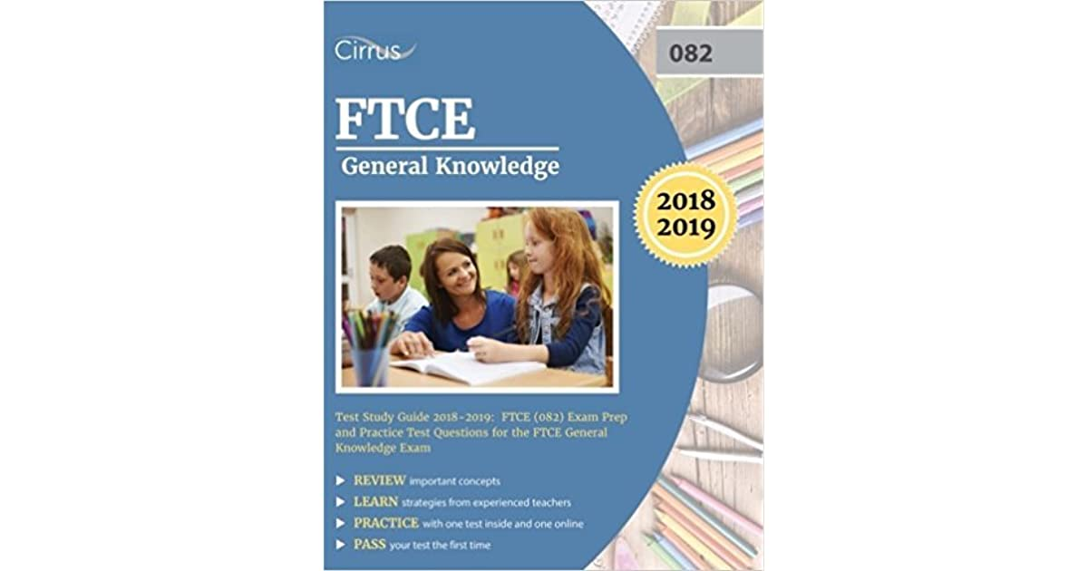 FTCE Elementary Education K-6 Practice Test Questions