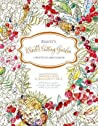 Kristy's Winter Cutting Garden: A Watercoloring Book