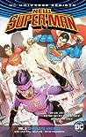 New Super-Man, Vol. 2: Coming to America