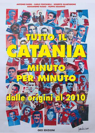 Tutto il Catania minuto per minuto