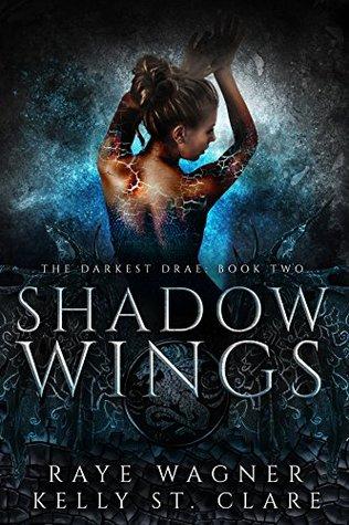 Shadow Wings by Raye Wagner