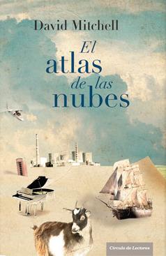 El atlas de las nubes by David Mitchell