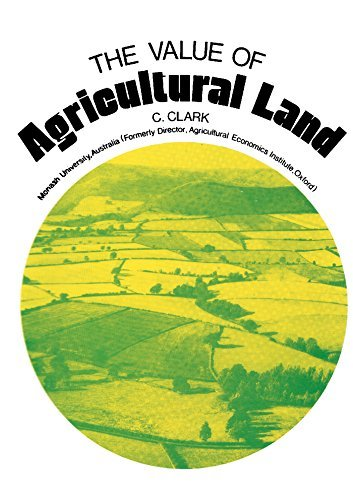 The Value of Agricultural Land