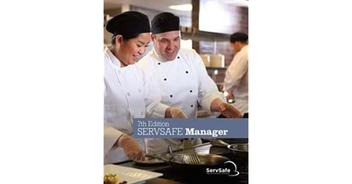 7th edition servsafe manager pdf