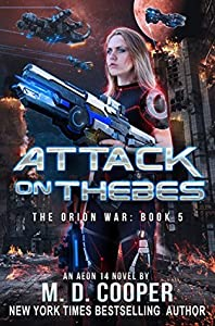 Attack on Thebes (The Orion War, #5)