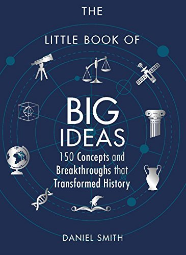 The Little Book of Big Ideas 150 Concepts and Breakthroughs that Transformed History (Little Books)