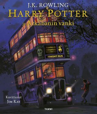 Harry Potter ja Azkabanin vanki (Harry Potter, #3)