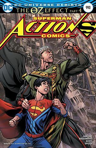 Action Comics #990