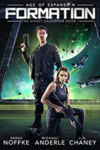 Formation (Kurtherian Gambit; The Ghost Squadron #1)