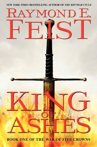 King of Ashes (The Firemane Saga #1)