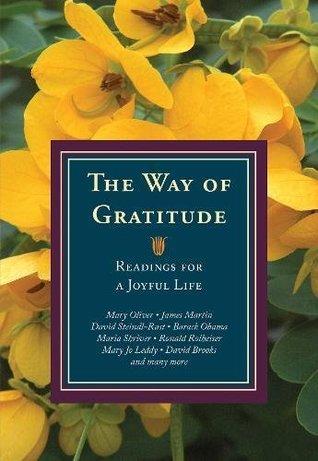 The Way of Gratitude: Readings for a Joyful Life