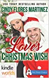 First Street Church Romances: Love's Christmas Wish (Kindle Worlds Novella)