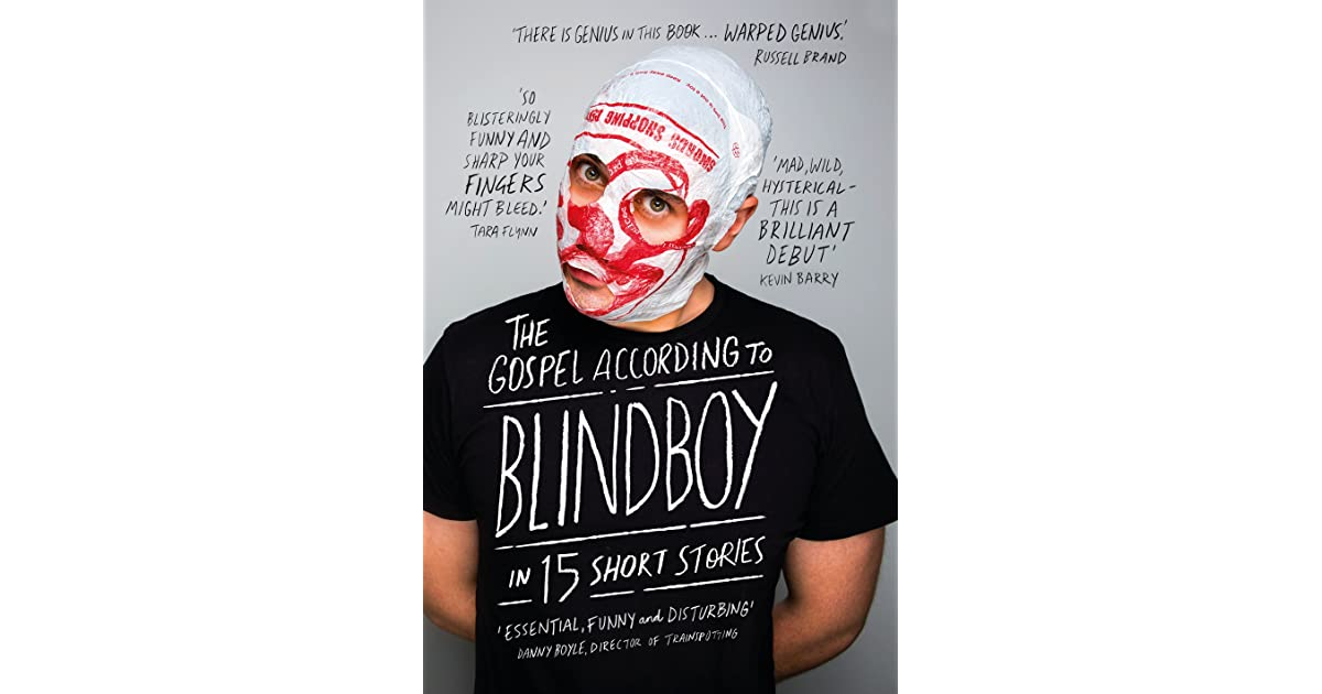 Image result for the gospel according to blind boy