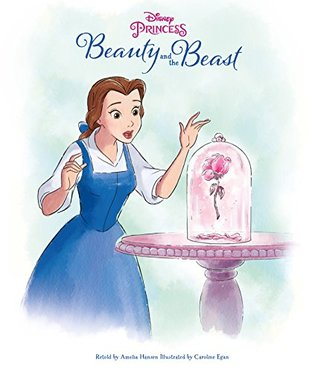 Disney Princess Beauty and the Beast (Picture Book)
