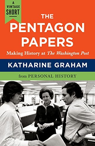 The Pentagon Papers Making History at the Washington Post (A Vintage Short)