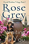 Waiting For You (Durrell Brothers Trilogy)