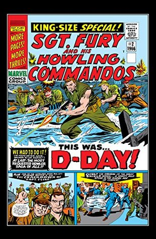 Sgt. Fury and His Howling Commandos (1963-1974) Annual #2