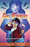 Book cover for Girl Reporter