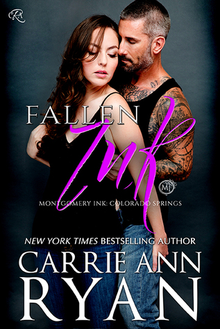 Fallen Ink by Carrie Ann Ryan