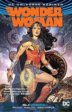Wonder Woman, Volume 4: Godwatch