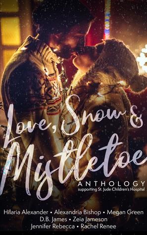 Love, Snow, & Mistletoe by Hilaria Alexander