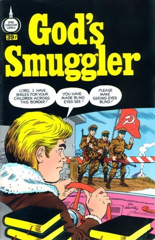 God's Smuggler (Spire Christian Comics)