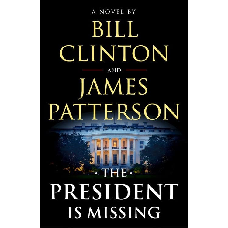 Image result for the president is missing